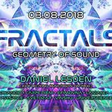 FRACTALS. GEOMETRY OF SOUND