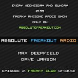 AF RADIO Episode 2: Freaky Club