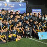 Recuerdo de la Copa Argentina 2012