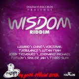Wisdom Riddim Mix Promo (Di Kemys Rec.-Jan.2013) - Selecta Fazah K.