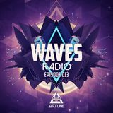 Waves Radio 013 (ft. Club Banditz) **Availabe on iTunes**
