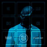 HD027 - Hello Disco Podcast #027 With Diamond Fingers