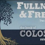 """Fullness and Freedom - Talk 12: """"The Gospel at Home"""" (Colossians 3:18-21)"""