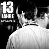 DJ Steampunk @ 13 Jahre U-Turn (February 2013) - NO MC
