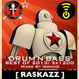 RASKAZZ 25 BEST OF D'n'B 2013