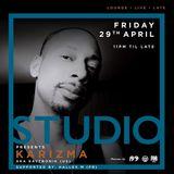 Karizma (Kaytronik) LIVE @ Studio, Hong Kong