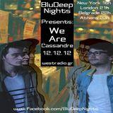 BluDeepNights on Westradio Vol.37 Aleksandar Savkovic and We Are Cassandre
