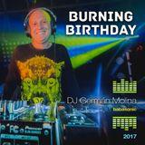 Burning Birthday -Dj German Molina