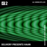 Delivery Presents: HAAN - 9th September 2019