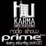 PrimeFm Karma Underground Radio Show - Grandy