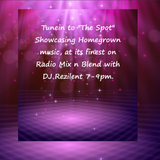 "The ""Spot Show"" Showcasing talent  12/08/2018"