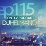 ONTLV PODCAST - Trance From Tel-Aviv - Episode 115 - Mixed By DJ Helmano