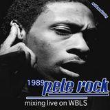 DJ Pete Rock Breakbeat Mix 107.5 WBLS New York
