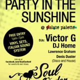 Victor G Live at Soul Garden @ Palete Palette 30th September 2012