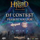 The Haunted Fest 2016 (DJ CONTEST) - Gabriel Sure