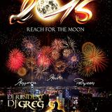 DEEP HOUSE THE NEW - 2015 - REACH FOR THE MOON - DJ GREG G