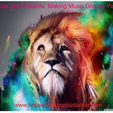 Kim-Lewis Micohn Presents Just Joe Making Music Groove You Presented Live On HBRS 11 -07 -18