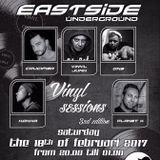 Planet X // Eastside Vinyl Sessions // 18th feb '17 // Innocent // Hengelo