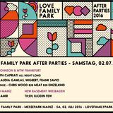 Frank Savio @ Love Family Park | Afterhour, MTW Club (02-07-16) Live Recording