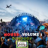 BACK TO HOUSE- VOLUME 1- 2014 MIX