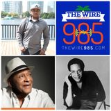 "DJ RL ""The Blend King"" Al Jarreau Tribute Mix_98.5 The Wire"