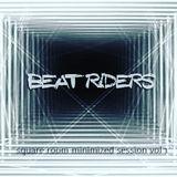 BEAT RIDERS aka Deejay Julião & Guilherme Santana presents Square Room Minimized Sessions Vol. 1