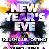 Sirkus Family @ Krush Club NYE (Benji vs Nukov&Yelmet)