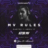 @aitor_mv #mv_rules135 guest Yuu K Akatsuki_Thank you AITOR_MV