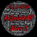 DJ J-Krisp - #iSpinItAll Mixx 1