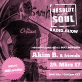 Absolut Soul Show /// 29.03.17 on SOULPOWERfm