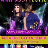 """4 MY BODY PEOPLE"" By Ricardo Cotta"