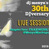 dj menyu's 30th DJversary (part four: crazines/#MenyuMashups))