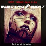 Daryl Hannah dance to the Electro Beat