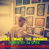 DJ SPICE Presents Here Comes The Summer