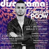 Cristian Poow @ Discorama by Mario [October 2nd, 2015]