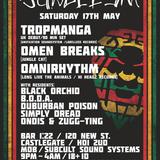 Junglism Residents B2B (Live @ Junglism 17/05/2014, Huddersfield)
