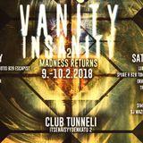 RTC - Vanity Insanity 2 @ TRE, Dj Äimä