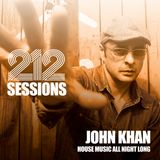 John Khan House Music All Night Long. 30th November at 212, Leeds