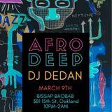 AfroDeep Promo 2018-03-09
