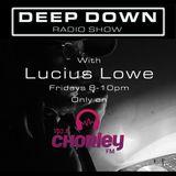 #68. Deep Down Radio Show- Chorley FM- November 2018
