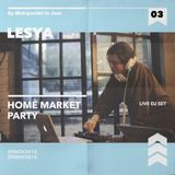 Alesya - Live Dj Set for Home Market Party by MIJ