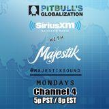 DJ Majestik on Pitbull's Globalization - #SiriusXM Mix 2.27.17