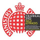 MINISTRY OF SOUND-THE ANNUAL 2003-CD1