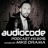 AudioCode Podcast #10: Mike Drama (NL)