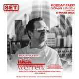 Opening SET for Nick Warren @ Warehouse SF (2014)