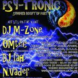 Event Dj M-Zone set Psy-Tronic  Psytrance & hard trance PSYcotic trance
