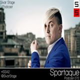 Sivar Stage Podcast 072 Spartaque 22/06/12