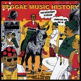 Mix up! Reggae music history 1958 - 1984 (from Ska Rocksteady to Roots Reggae)