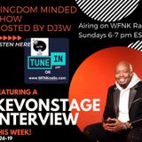 Kingdom Minded Show WFNK Ep 4
