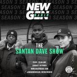 #NewGenRadio w/ The Santan Dave - 9th October 2016